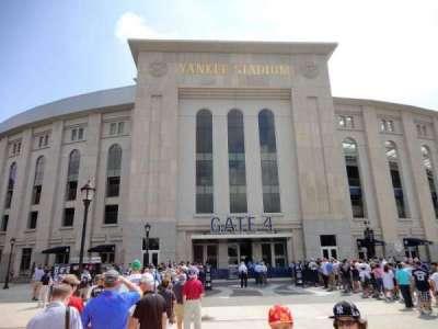 Yankee Stadium secção Gate 4