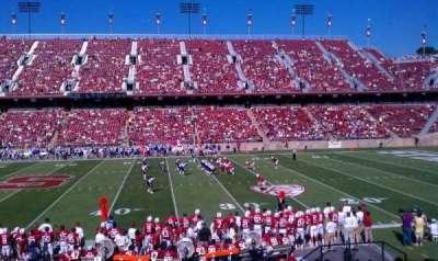 Stanford Stadium secção 112