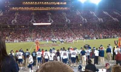 Stanford Stadium secção 133