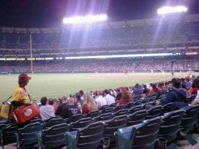 Angel Stadium secção F103