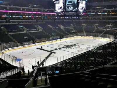 Staples Center secção Suite A55