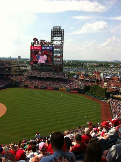 Citizens Bank Park secção 310