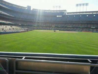 Dodger Stadium secção 304PL