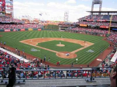 Citizens Bank Park secção 223