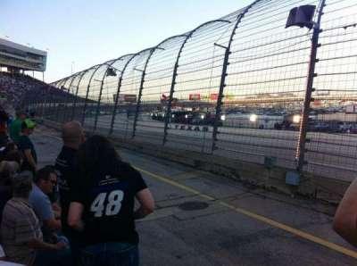Texas Motor Speedway, secção: PL425, fila: 2, lugar: 1