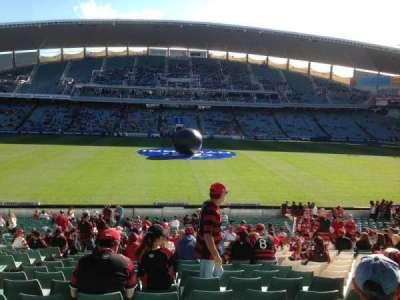 Allianz Stadium secção Bay 35