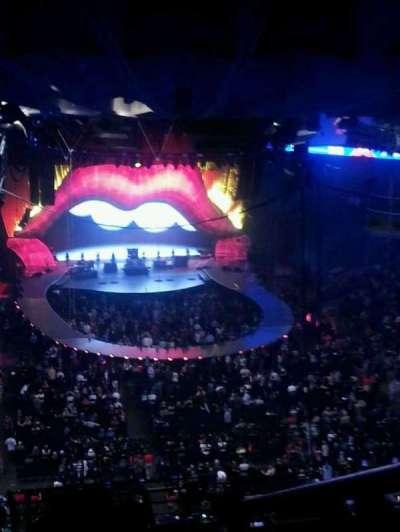 Oakland Arena secção 209