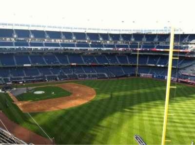 Yankee Stadium secção 308