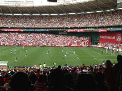RFK Stadium secção 304