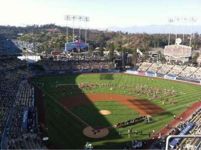 Dodger Stadium secção 2TD