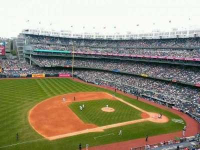 Yankee Stadium secção 326