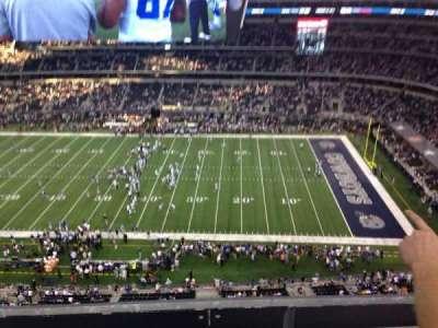 AT&T Stadium secção 441
