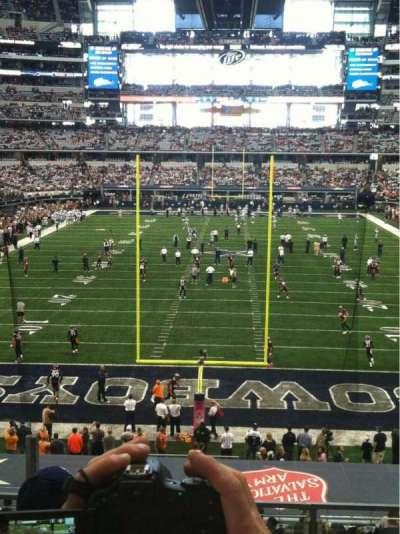 AT&T Stadium secção 247