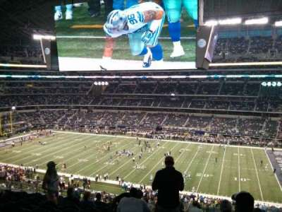 AT&T Stadium secção C333