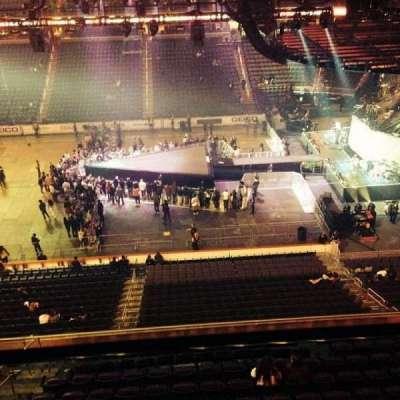 Capital One Arena secção 418