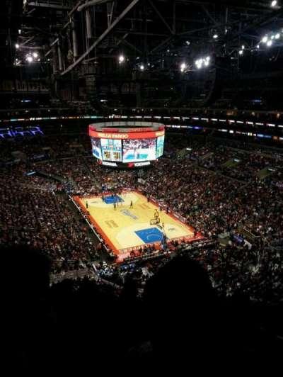Staples Center secção 312