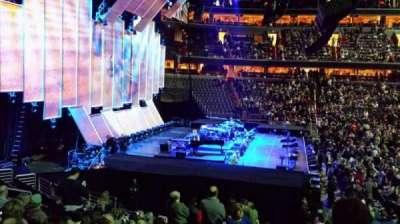 Capital One Arena secção 120