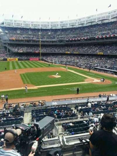 Yankee Stadium secção 225