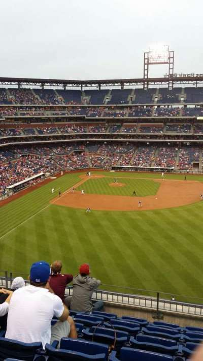 Citizens Bank Park secção 302