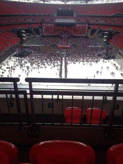 Wembley Stadium secção 514