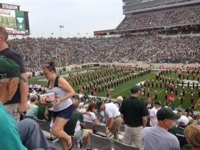 Spartan Stadium secção 8
