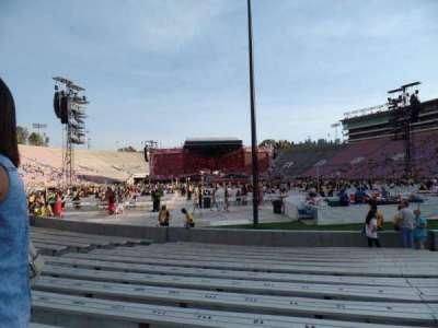 Rose Bowl secção 10-H