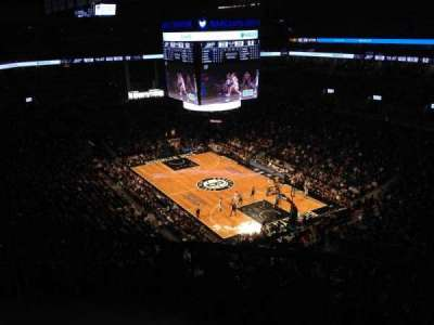 Barclays Center secção 219