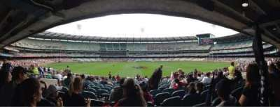 Melbourne Cricket Ground, secção: M20
