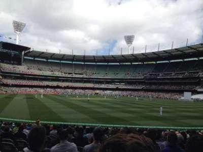 Melbourne Cricket Ground, secção: M7