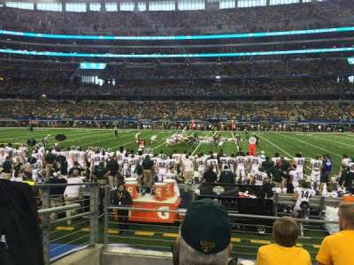 AT&T Stadium secção C135