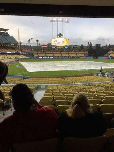 Dodger Stadium secção 8FD