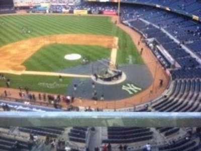 Yankee Stadium secção 322