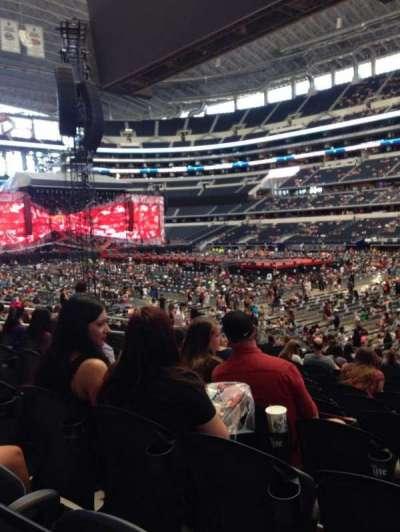 AT&T Stadium secção 128