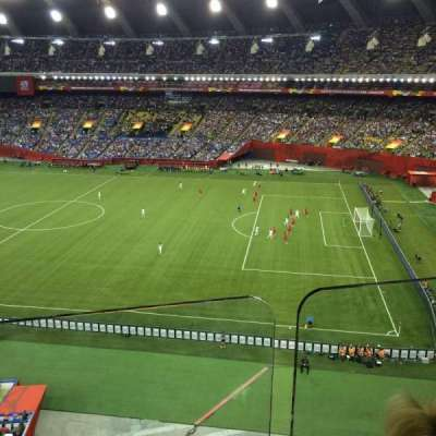 Olympic Stadium, Montreal secção 430