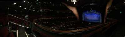 Ellie Caulkins Opera House, secção: Mezzanine R, fila: B, lugar: 215