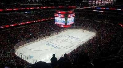 Capital One Arena secção 412