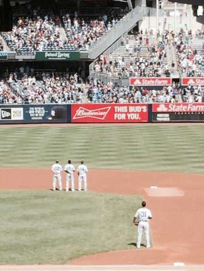 Yankee Stadium secção 107