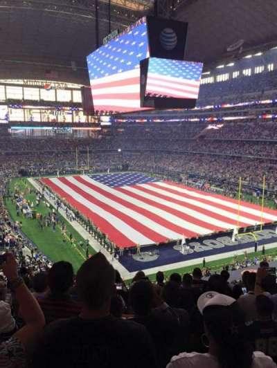 AT&T Stadium secção 302