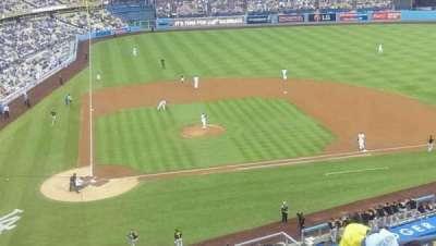Dodger Stadium secção 8