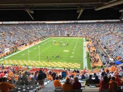 Neyland Stadium secção Y6