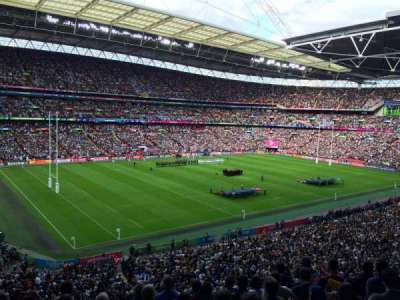 Wembley Stadium secção 232