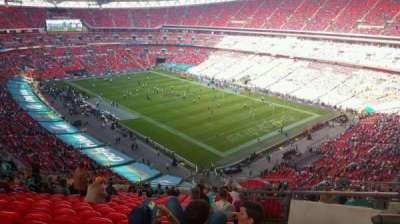 Wembley Stadium secção 519