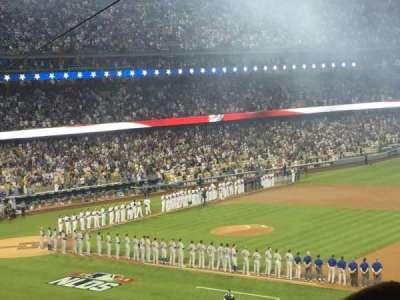 Dodger Stadium secção 142lg