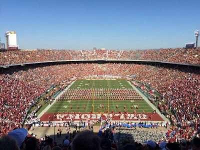 Cotton Bowl secção 138