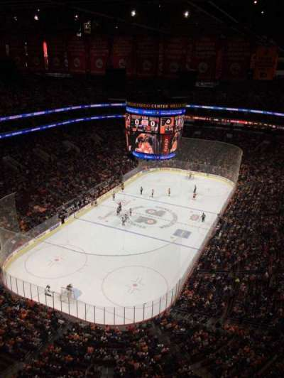 Wells Fargo Center secção Balcony Suite 1