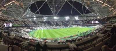 London Stadium secção 204