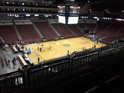 Intrust Bank Arena secção 218