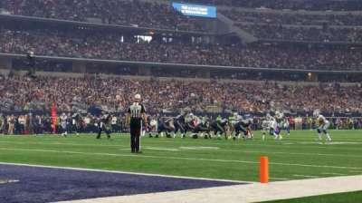AT&T Stadium secção Field Suite