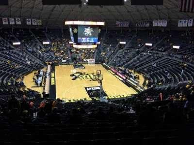 Charles Koch Arena secção 126
