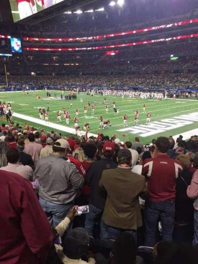AT&T Stadium secção 102